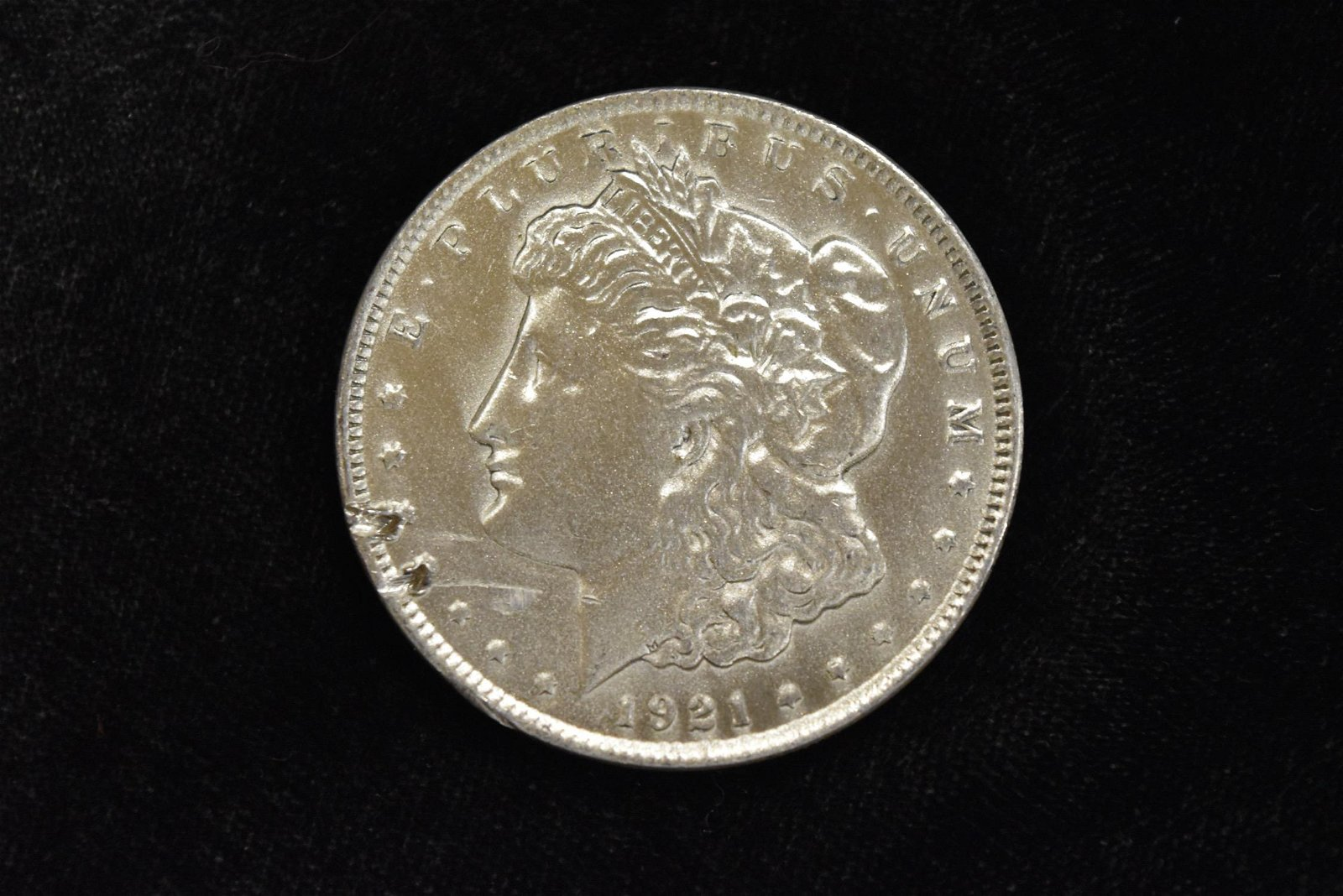 1921, Silver Dollar, Grade by Picture