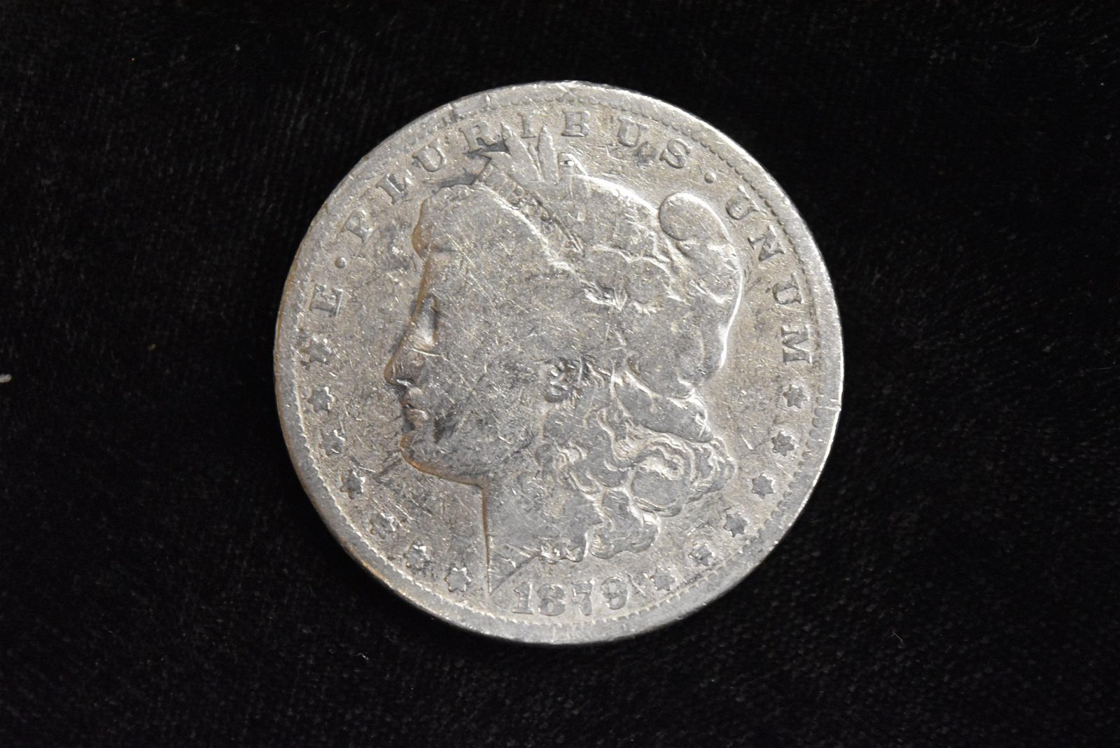 1879, Silver Dollar, Grade by Picture