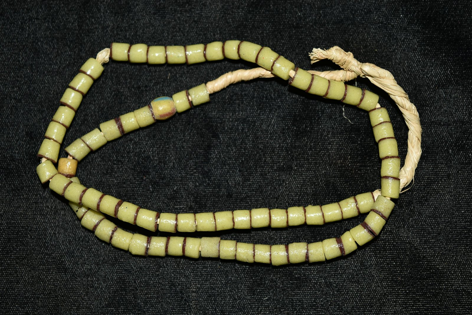 Strand of African Trade Beads