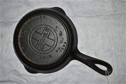 3 Griswold Block Logo with Heat Ring Cast Iron
