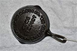 Advertisement Toy Cast Iron Skillet Vintage Cast Iron