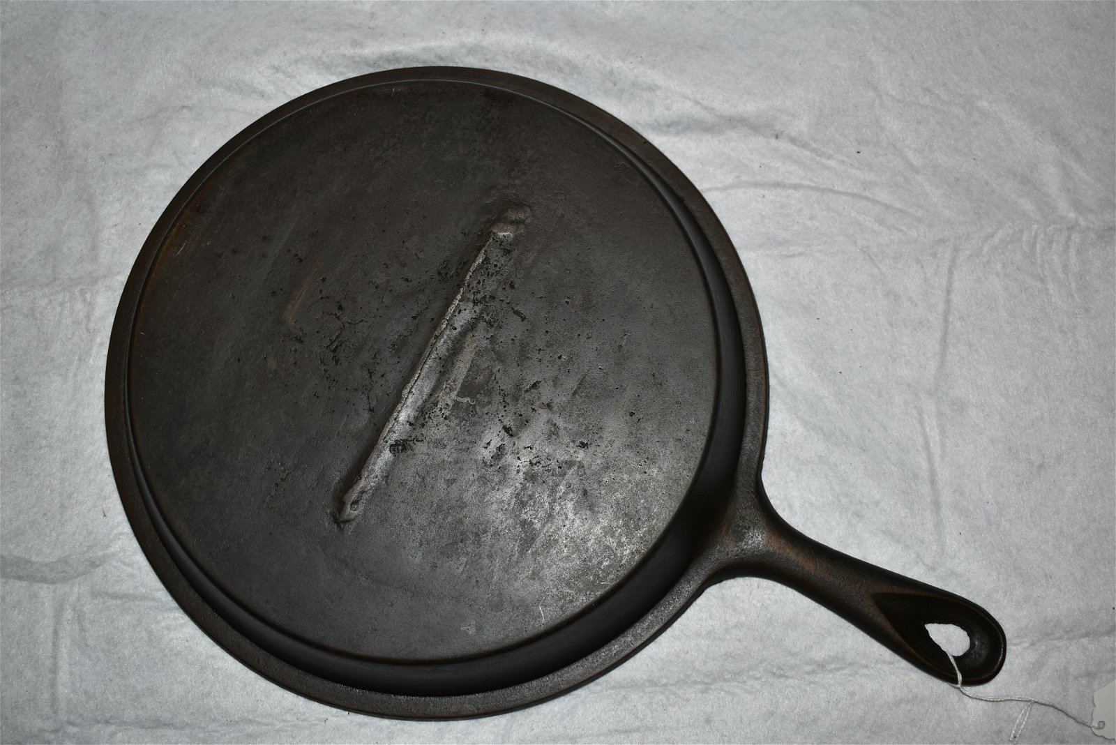 PPS #11 Gate Marked Cast Iron Skillet, Great Condition,