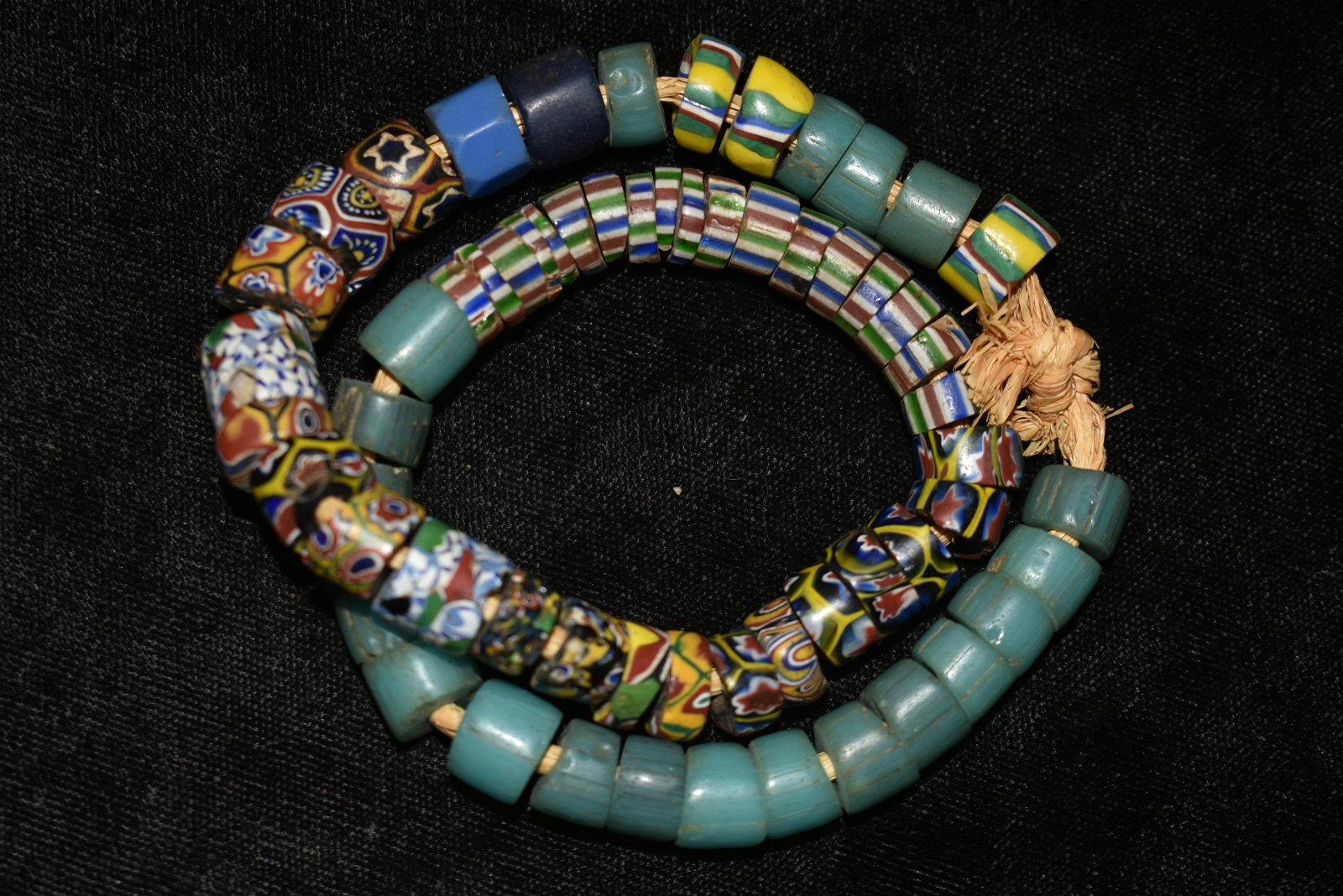 """14"""" Strand of Historic Trade Beads"""