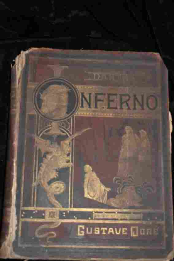 Dante's Inferno Mid to Late 1800's