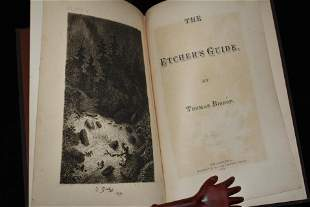 1879 The Etcher's Guide 1st Ed
