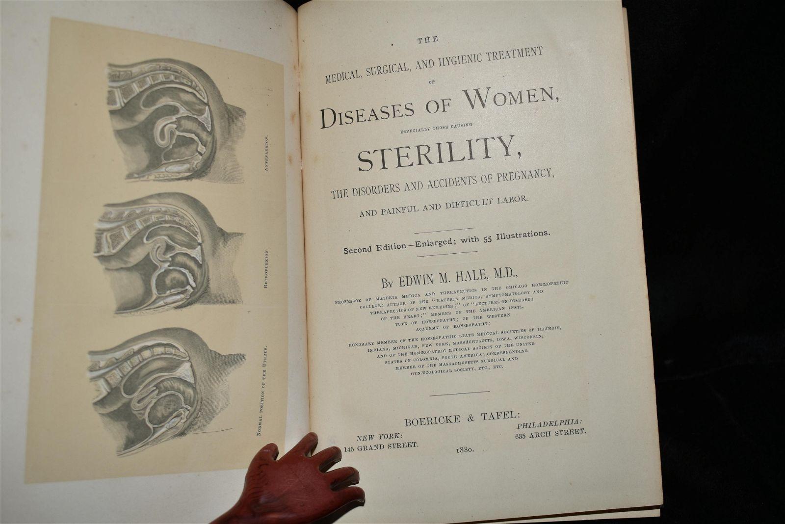 1880 Hale on Diseases of Women