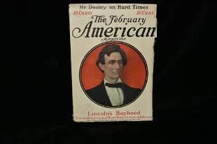 1908 The February American Magazine