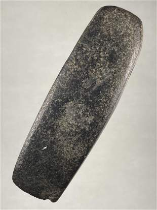 """5 1/4"""" LONG DANISH BOAT AXE, WELL SHAPED AND NICELY"""