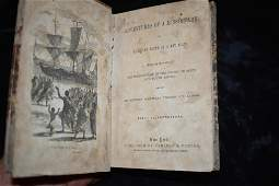 Early 1800's Adventures of a Missionary 1st Edition