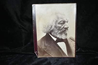 1880's CDV of Frederick Douglas