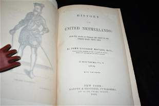 1868 History of the United Netherlands