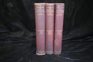 1900 PLUTARCH'S LIVES OF ILLUSTRIOUS MEN
