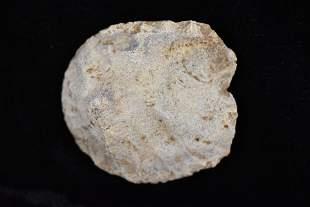 "1 7/8"" Scraper. Native Amarican Artifact"