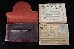 World War Two Ration Booklet