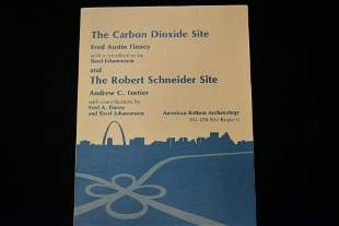 BOOK; THE CARBON DIOXIDE SITE AND THE ROBERT SCHNEIDER