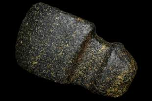 """3 5/8"""" 3/4"""" Grooved Axe Found in Tama Co. IA, Great"""