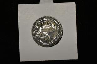 1793 Spanish Silver Coin from the 1784 Wreck of The El