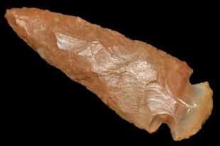 """Nice 4 1/8"""" Dovetail found in Scioto Co., Ohio, Stan"""