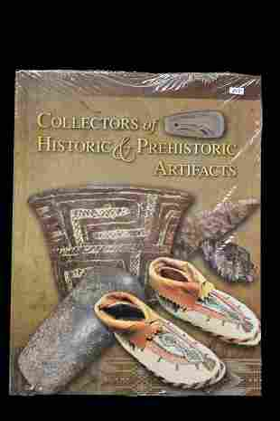 BOOK: COLLECTORS OF HISTORIC & PREHISTORIC ARTIFACTS,