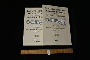 Tobacco, Pipes, and Smoking Customs of the American