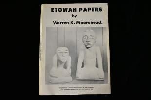 Etowah Paper- Warren Moorehead- 2nd edition