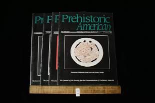 Prehistoric American 1998 1-4