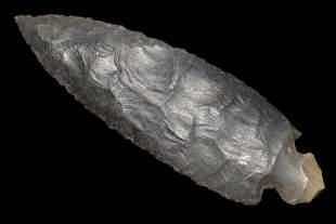 "4 7/8"" Turkey Tail made of Hornstone Jefferson CO"