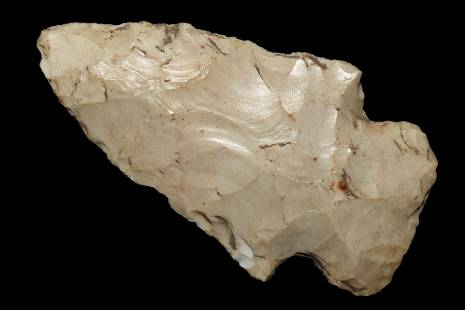 """2 5/8"""" Woodland found in Montgomery County, MO along"""