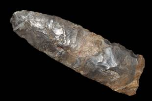 """3"""" Early Archaic to Paleo Lance Point, Ex. Gerald"""