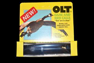 Brand new in the box, Model A-52 Shur Lure Flute Goose