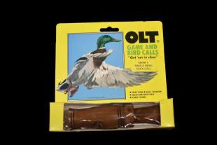 Brand new in the box, Mark V, single Reed, PS Olt Duck