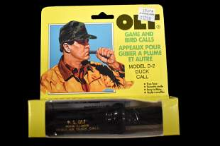 Brand new in the box, PS Olt, D-2, Duck Call