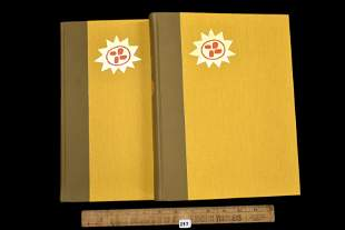 2 BOOK SET, ANGEL SITE, AN ARCHAEOLOGICAL, HISTORICAL,
