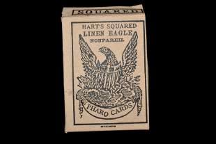 VINTAGE POKER CARDS SET, COMPLETE DECK, IN ORIGINAL BOX