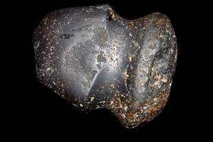 """3"""" Full Groove Hematite Axe found in Franklin Co MO"""