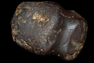 """3 3/4"""" Hematite Full Groove Axe found in Pike Co IL"""
