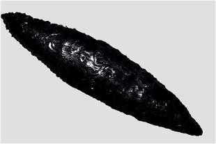 "6 7/8"" Archaic Bi-Pointed Blade found in 1948 by Vern"