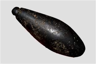 "3"" Hematite Plummet found in Union Co IL"