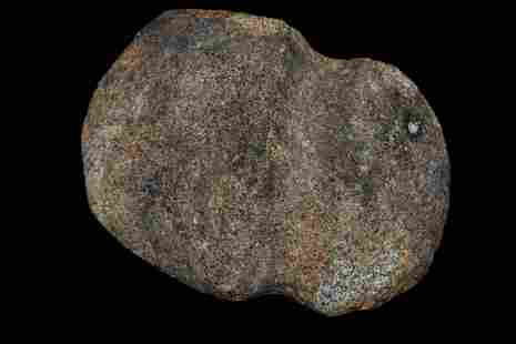 """3 7/8"""" Full Groove Granite Axe, Double Fluted,"""