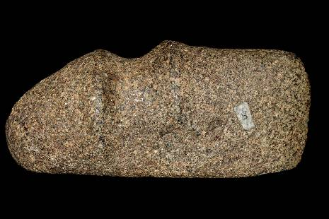 """6"""" 3/4 Groove Axe, Dickey COA, Recovered in Adams Co."""