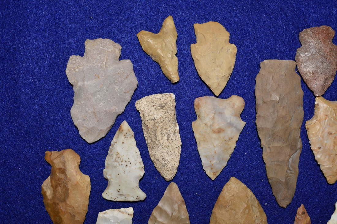 LOT OF 15 MISSOURI POINTS, GOOD RESELLABLE POINTS. - 2