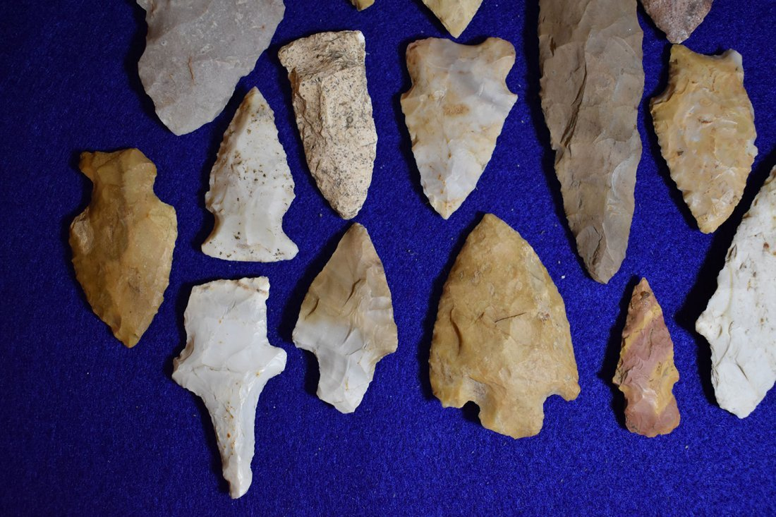LOT OF 15 MISSOURI POINTS, GOOD RESELLABLE POINTS. - 3