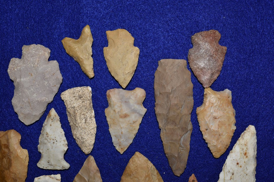 LOT OF 15 MISSOURI POINTS, GOOD RESELLABLE POINTS. - 5