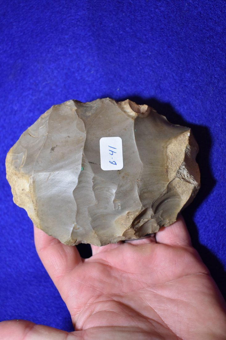 CRIB MOUND CACHE BLADE, SPENCER COUNTY, INDIANA, EX