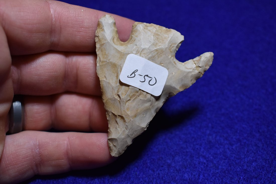 """2  1/4""""  SMITH OR WADE FOUND IN PETIS COUNTY, MISSOURI."""