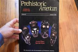 Prehistoric American Great Pipes Special Issue