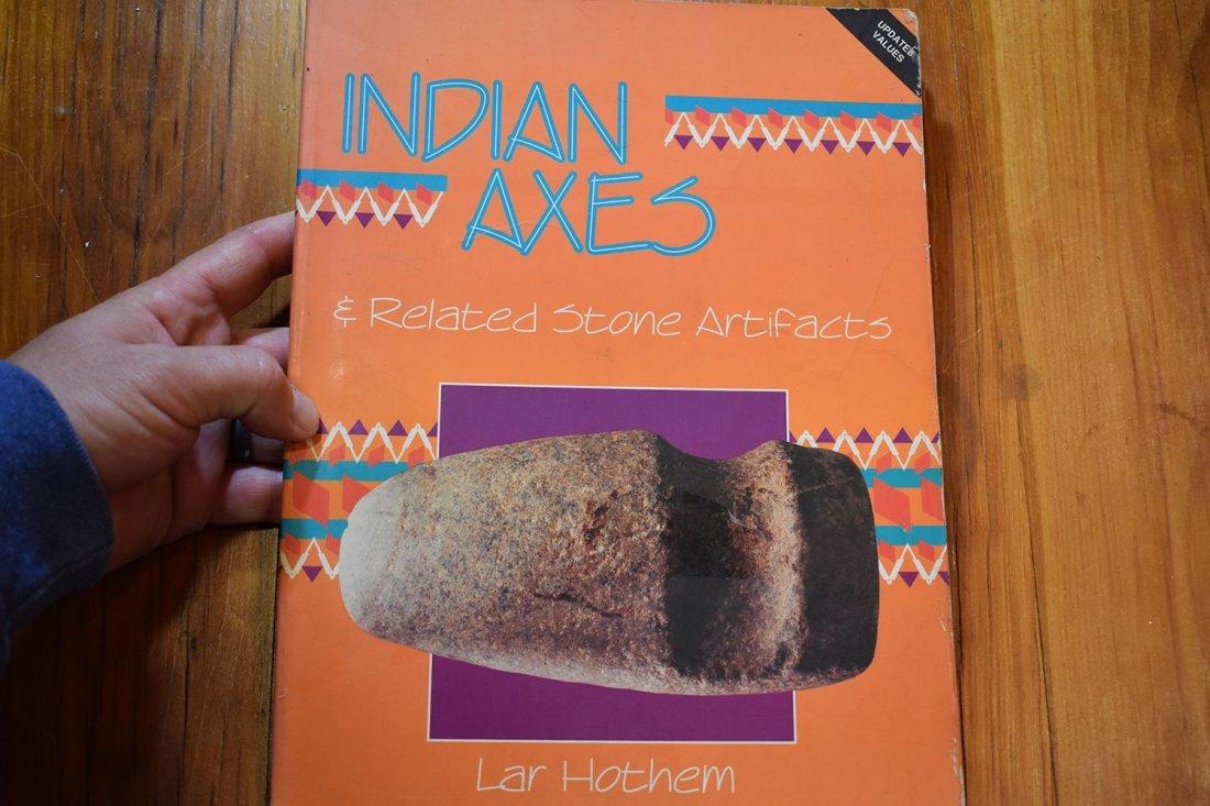 Indian Axes, Lar Hothem