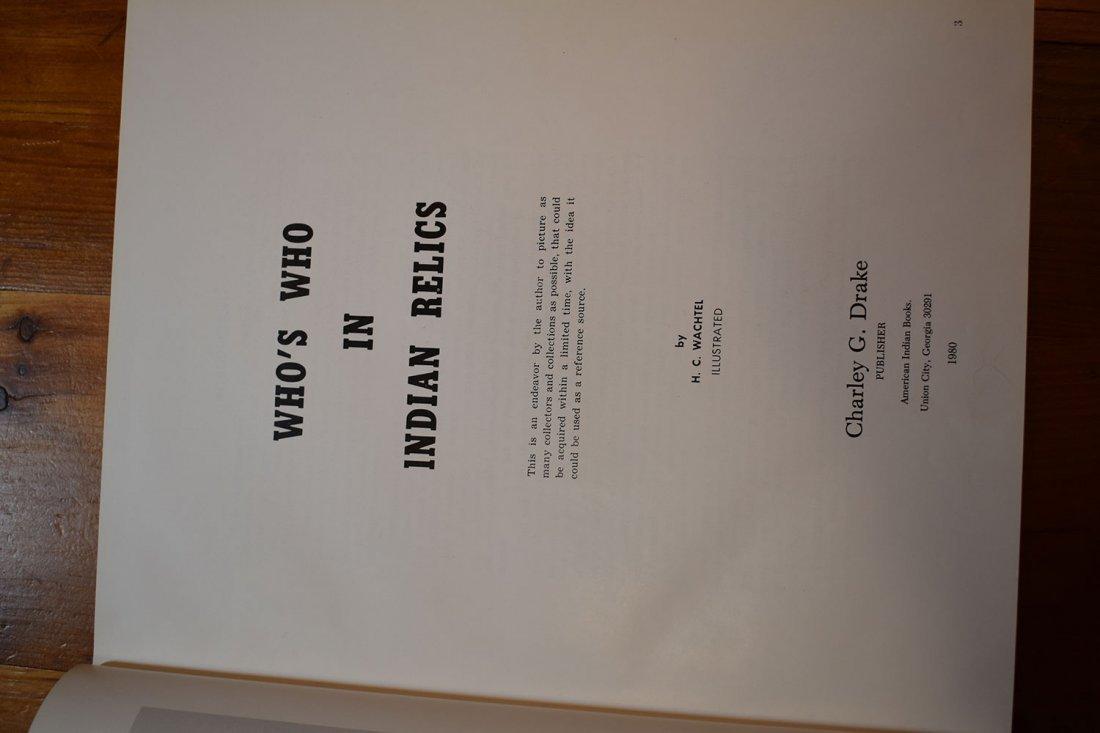 """Who""""™s Who in Indian Relics #1, Hubert C Wachtel - 2"""