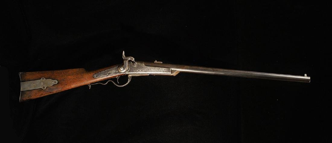 Richardson & Overman Philadelphia Carbine Percussion