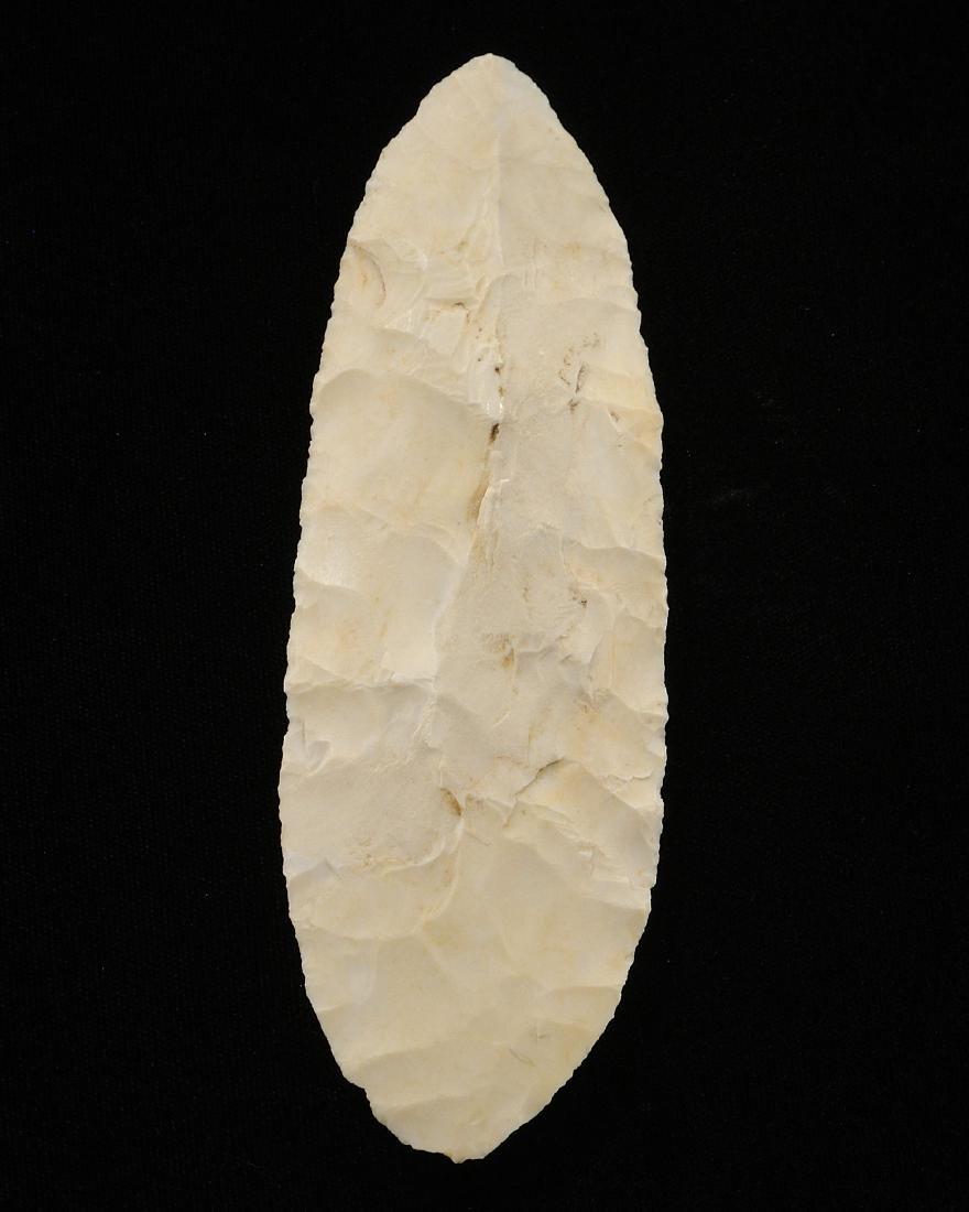 5 1/2 inch Archaic Knife, Iowa. - 2